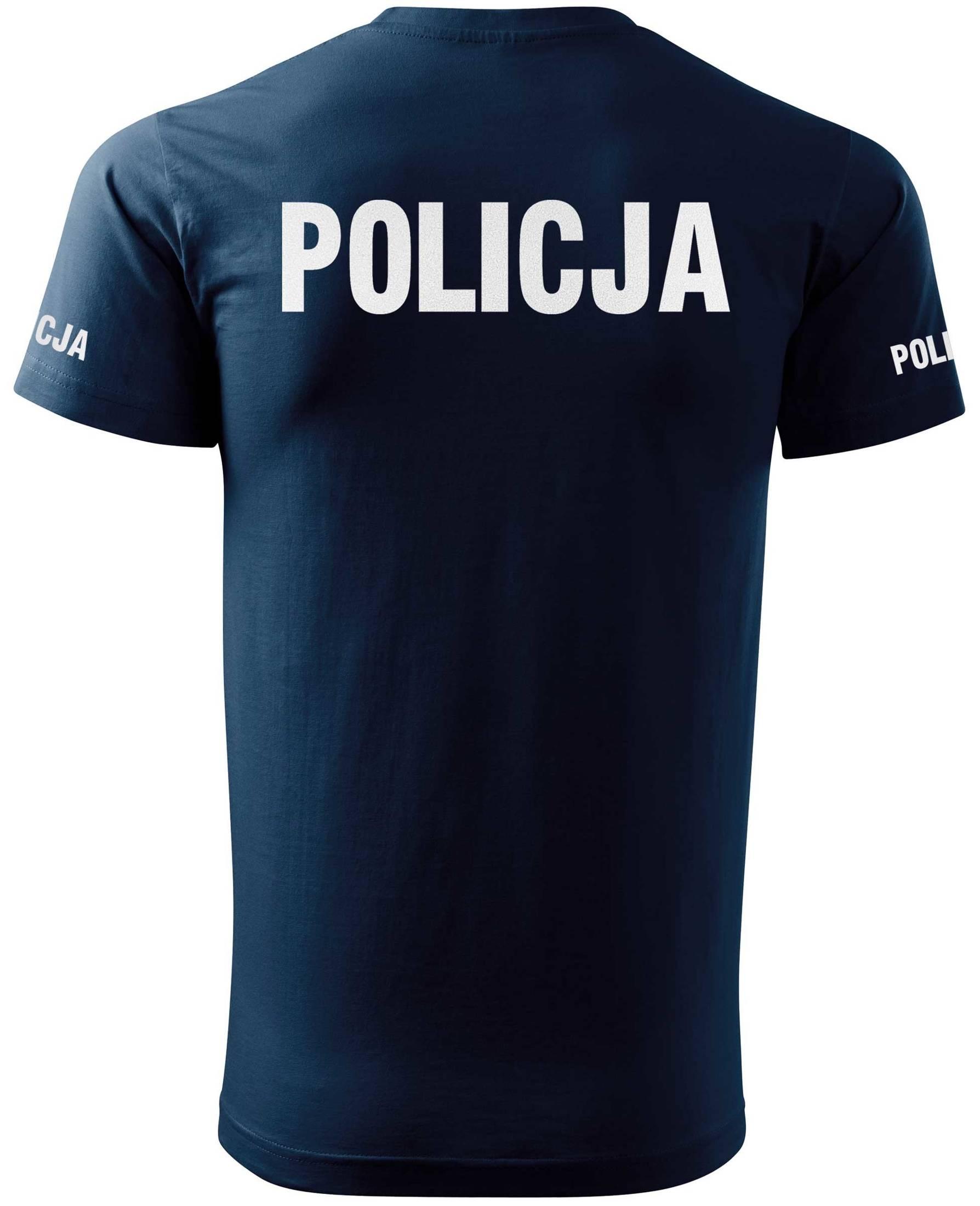 POLICJA koszulka z nadrukiem – HVR wear.pl  NLsA4